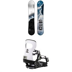 Lib Tech Cold Brew C2 Snowboard ​+ Bent Metal Joint Snowboard Bindings 2021