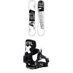 Lib Tech Austen Sweetin Skate Banana BTX Snowboard ​+ Bent Metal Axtion Snowboard Bindings 2021