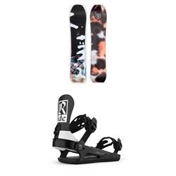 Ride Psychocandy Snowboard + Ride CL-6 Snowboard Bindings - Women's 2021