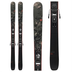 Rossignol Black Ops Smasher Skis ​+ Xpress 10 GW Bindings 2021