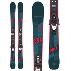 Rossignol Experience Pro Skis ​+ Kid X 4 Bindings - Boys' 2021