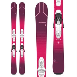 Rossignol Experience Pro W Skis ​+ Kid X 4 Bindings - Girls'