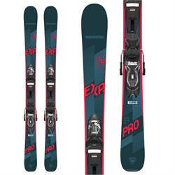 Rossignol Experience Pro Skis ​+ Xpress Jr 7 Bindings - Boys' 2021