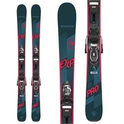 Rossignol Experience Pro Skis + Xpress Jr 7 Bindings - Boys' 2021