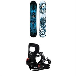 Lib Tech Dynamiss C3 Snowboard ​+ Bent Metal Metta Snowboard Bindings - Women's 2021