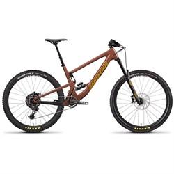 Santa Cruz Bicycles Bronson C R Complete Mountain Bike 2020