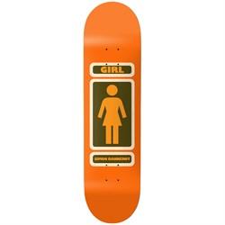 Girl Bannerot 93 Til 8.25 Skateboard Deck