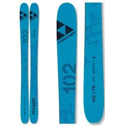 Fischer Ranger FR 102 Skis  - Used
