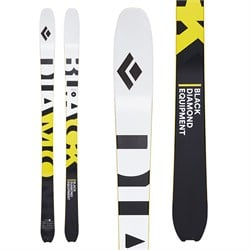 Black Diamond Helio Carbon 88 Skis 2021