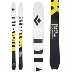 Black Diamond Helio Carbon 88 Skis 2021
