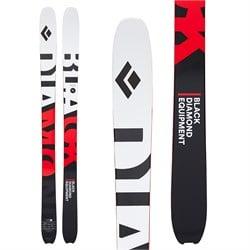 Black Diamond Helio Carbon 95 Skis 2021