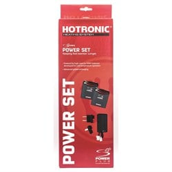 Hotronic FootWarmer S4​+ Power Set Boot Heaters