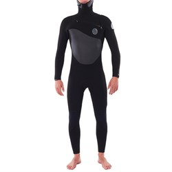 Rip Curl 5/4 Flashbomb Steamer Hooded Wetsuit