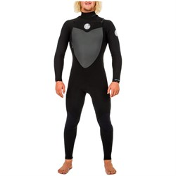 Rip Curl 4/3 Flashbomb Chest Zip Steamer Wetsuit