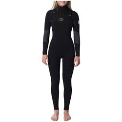 Rip Curl 4​/3 Flashbomb Steamer Chest Zip Wetsuit - Women's