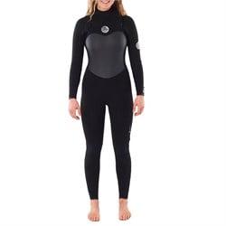 Rip Curl 4/3 Flashbomb Steamer Chest Zip Wetsuit - Women's
