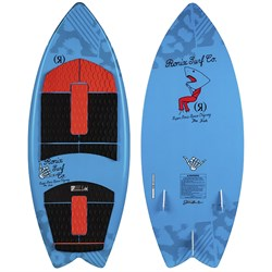 Ronix Super Sonic Space Odyssey Fish Wakesurf Board - Blem - Kids' 2020