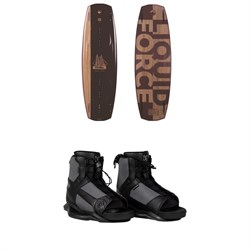 Liquid Force Timba ​+ Ronix Divide Wakeboard Package