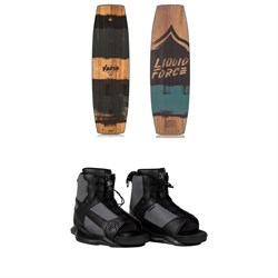 Liquid Force Verse + Ronix Divide Wakeboard Pakcage