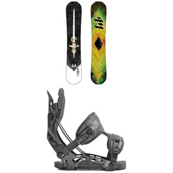 Lib Tech T.Rice Pro HP C2 Snowboard ​+ Flow NX2 Fusion Snowboard Bindings