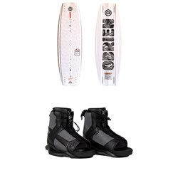 Obrien Exclusive + Ronix Divide Wakeboard Package