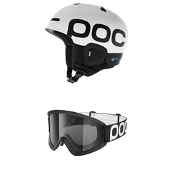 POC Auric Cut Backcountry SPIN Helmet ​+ Ora Goggles