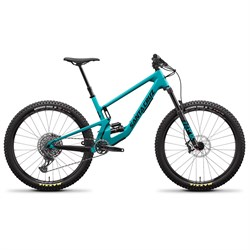 Santa Cruz Bicycles 5010 C S Complete Mountain Bike 2021