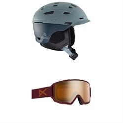 Anon Prime MIPS Helmet + M3 Goggles
