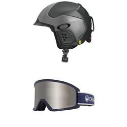 Oakley MOD 5 MIPS Helmet + Dragon DX3 Goggles