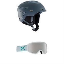 Anon Omega Helmet + Insight Sonar Goggles - Women's