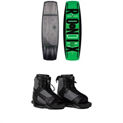 Ronix One Timebomb + Divide Wakeboard Package