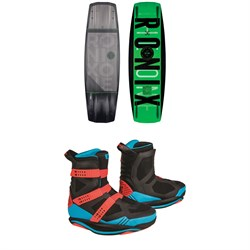 Ronix One Timebomb + Supreme Wakeboard Package