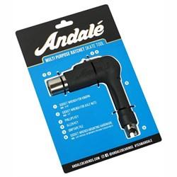 Andale Multi Purpose Ratchet Skateboard Tool