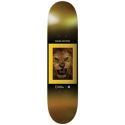 Element Nat Geo Kings Nyjah 8.1 Skateboard Deck