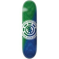 Element Seal Green Blue 8.3 Skateboard Deck