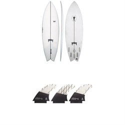 Lib Tech x Lost KA Swordfish Surfboard ​+ Lib Tech Tri Medium Fin Set