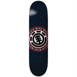 Element Seal Navy 8.25 Skateboard Deck