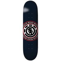 Element Seal Navy 8.25 Skateboard Deck - Used