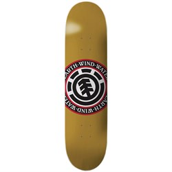 Element Seal Mustard 8.38 Skateboard Deck