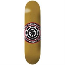 Element Seal Mustard 8.38 Skateboard Deck