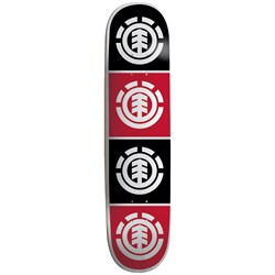 Element Quadrant 7.75 Skateboard Deck