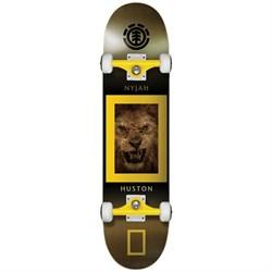 Element Nat Geo King Jungle Nyjah 8.0 Skateboard Complete