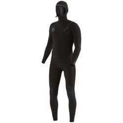 Vissla 7 Seas 5/4 Chest Zip Hooded Wetsuit