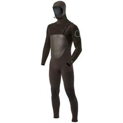 Vissla High Seas 5/4 Chest Zip Hooded Wetsuit