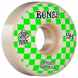 Bones Patterns STF Slims 99a V3 Skateboard Wheels