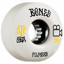 Bones Filmers ATF 80a Skateboard Wheels