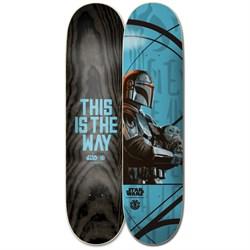 Element Star Wars Mando Child 8.25 Skateboard Deck