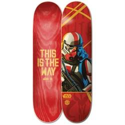 Element Star Wars Stormtrooper 8.0 Skateboard Deck