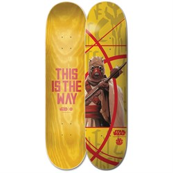 Element Star Wars Tuskan Raider 7.75 Skateboard Deck