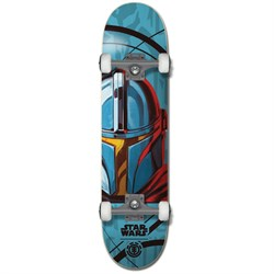 Element Star Wars Mando 7.75 Skateboard Complete